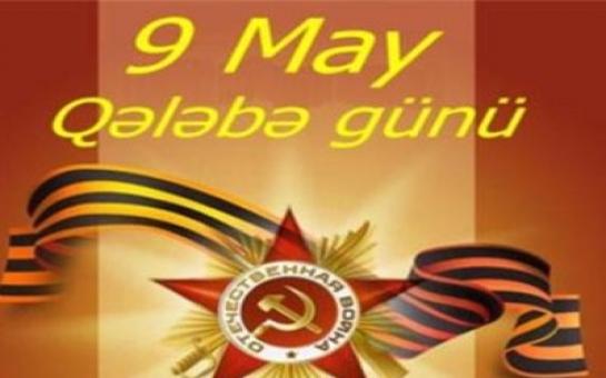 9 May Qelebe Gunune Aid Sekiller
