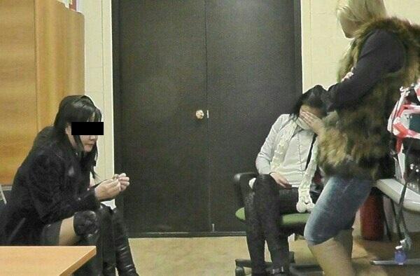 грубое задержание проституток видео наверное
