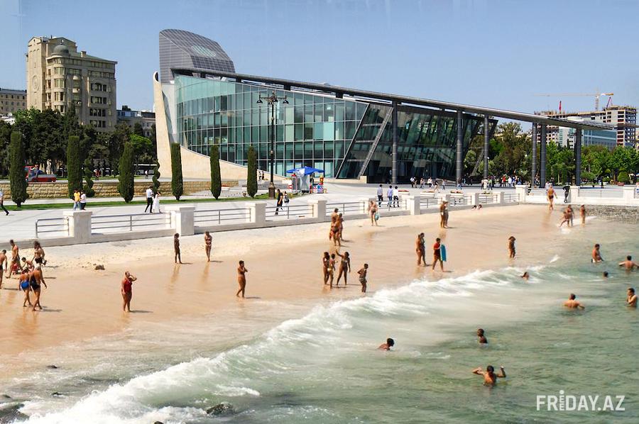 пляжи в баку отзывы и фото туристов спортивных автомобилей являются