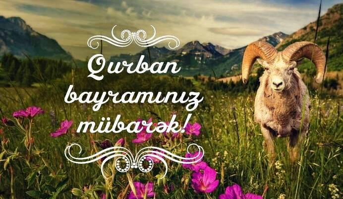 Курбан байрам открытки на азербайджанском языке, лет
