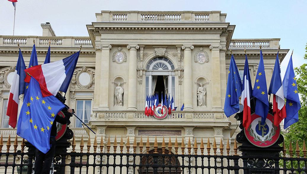 МИД Франции ответил на шантаж Климкина