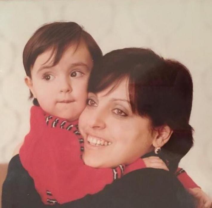 Sevil Əliyeva prezidentin oğlunun uşaqlıq fotosunu paylaşdı