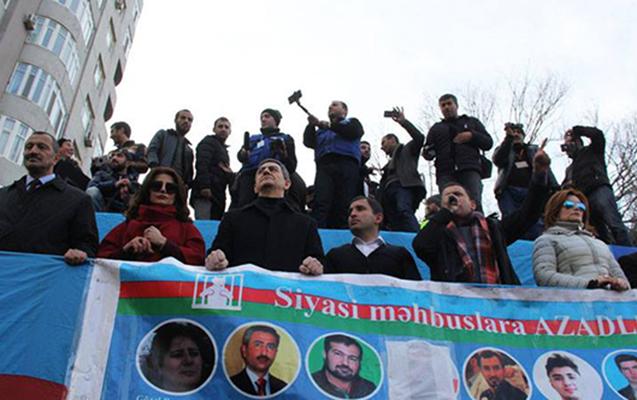 Milli Şuranın 23 fevral mitinqinə icazə verilmədi - RƏSMİ