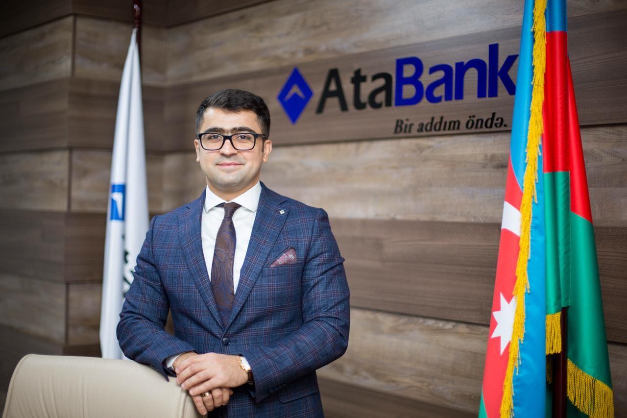 """""""AtaBank""""ın rəhbərliyində yeni təyinat"""