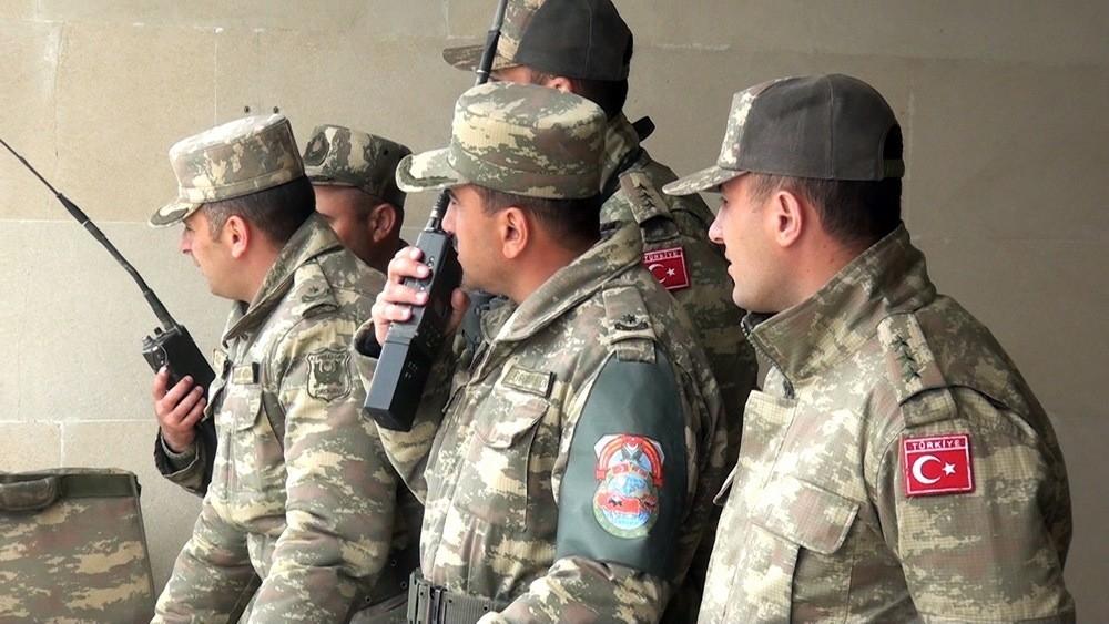 Azərbaycan-Türkiyə ordusu hərəkətə keçdi - Erməniləri qorxuya salan təlim