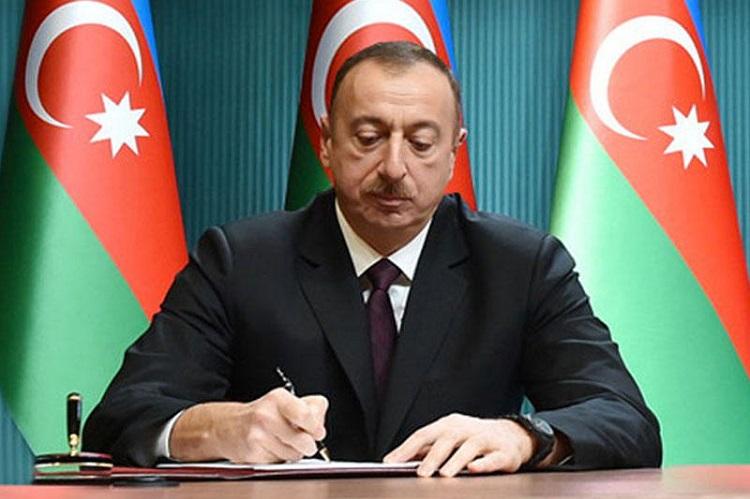 Ilham Əliyevdən yeni - SƏRƏNCAM