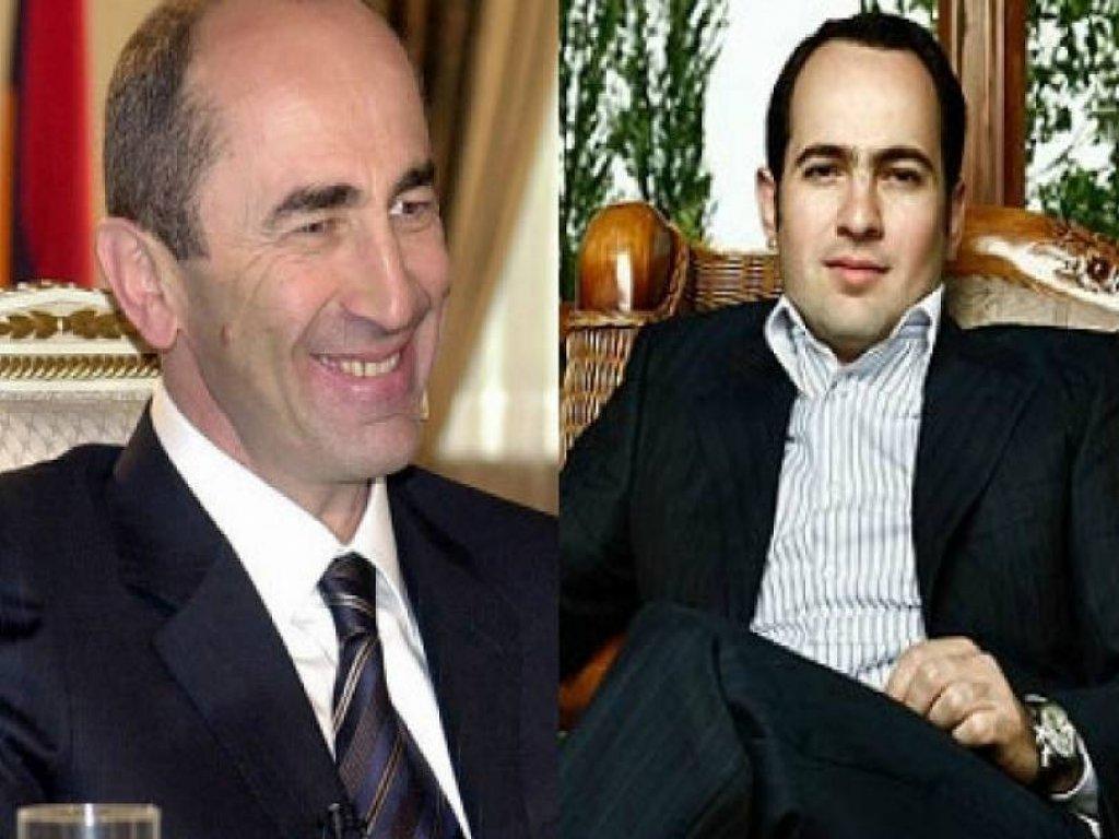 Köçəryanın oğlunun hesabına 18 milyon dolları hansı azərbaycanlı köçürüb?