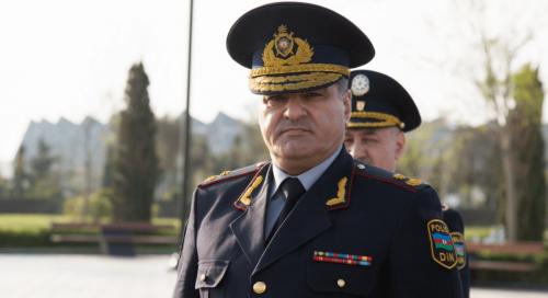 General Mirqafar Seyidova itki üz verdi - FOTO