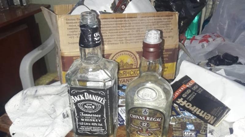 Azərbaycanda məşhur içkilər belə saxtalaşdırılır