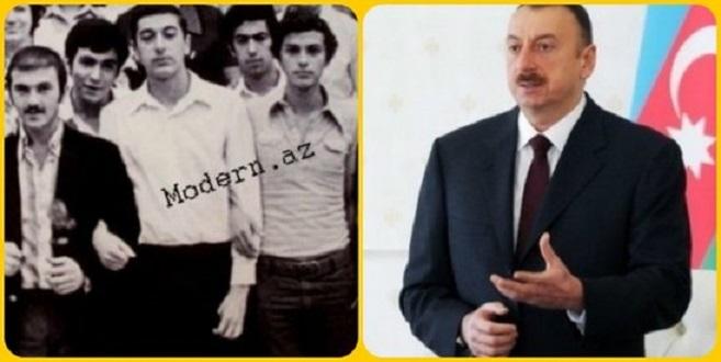 Sinif yoldaşı İlham Əliyevin uşaqlığından danışdı: