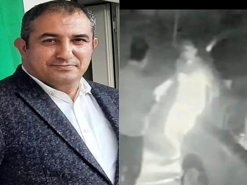 Bakıda taksi sürücüsü müştərini baltalamaq istədi — ANBAAN VİDEO ...