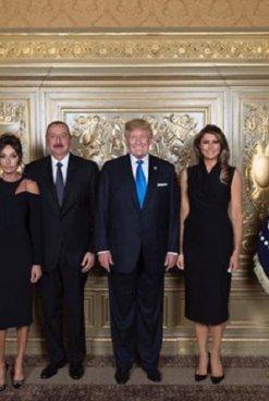 Ильхам Алиев встретился в США с Трампом