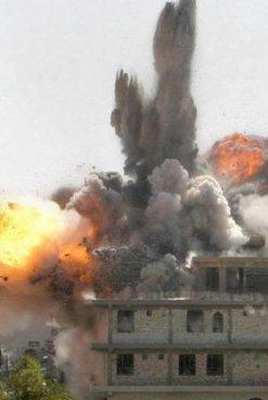 В Баку на заводе произошел взрыв