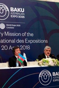 Азербайджан потратить  на Expo 2025 765 млн евро