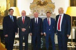 Эдвард Налбандян встретился  с сопредседателями