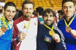 Рафаэль Агаев стал чемпионом
