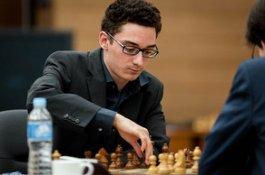 Karuana Din Lijenlə turnirində liderliyini qoruyub