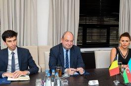 Азербайджан и Бельгия обсудили перспективы экономического сотрудничества