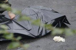 В Шеки на улице обнаружено тело мужчины