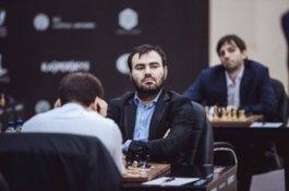 Шахрияр Мамедъяров примет участие в супертурнире