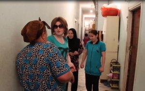 В Объективе: Тяжелая жизнь инвалидов