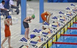 Прямой эфир: Соревнования по плаванию
