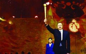 Факел очередных Европейских игр будет зажжён в Баку