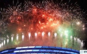 Dazzling show closes Baku 2015 European Games