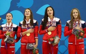 В Россию ушло 62 кг медалей