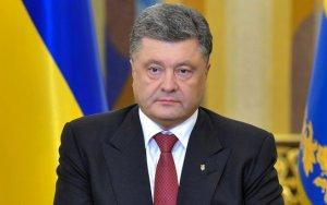 Poroshenko congratulates Ukrainian winners of Baku 2015