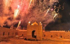 Факел следующих Евроигр зажгут в «Атешгях»