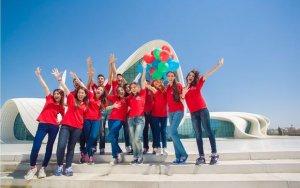 Волонтеры Евроигр пройдут парадом