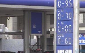 В ОБЪЕКТИВЕ: Цены на бензин продолжат