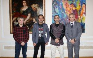В Баку открылась выставка «Реинкарнация» - ФОТО