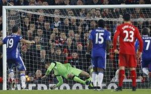 Liverpool 1 - 1 Chelsea