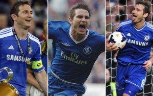 Frank Lampard: Former Chelsea & England midfielder retires