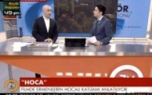 Вахид Мустафаев выступил на турецком телеканале  -  ВИДЕО