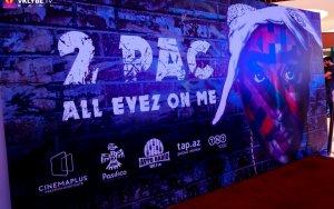 Предпремьерный показ фильма «2Pac: Легенда» в «CinemaPlus» - ФОТО