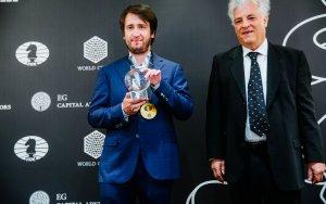 Гроссмейстер Теймур Раджабов одержал победу при поддержке «CinemaPlus»