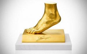 Роналду, Месси, Касильяс и Пирло номинированы на премию Golden Foot