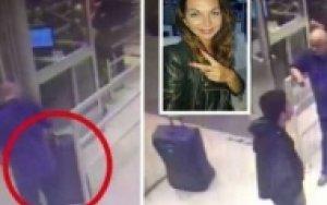 Россиянка пыталась попасть в Грузию в чемодане - ВИДЕО