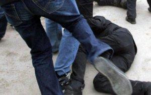 В Баку произошла массовая драка
