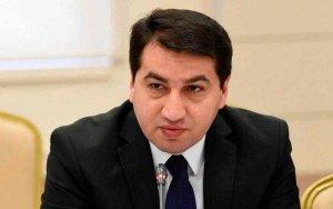 Хикмет Гаджиев прокомментировал заявление Саргсяна