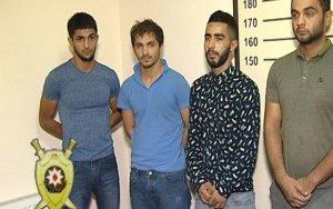 МВД распространило фото арестованного футболиста