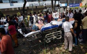 В Мексике подтвердили гибель 218 человек в результате землетрясения