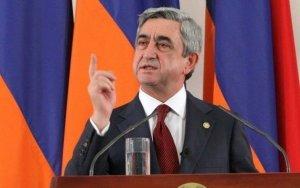 Саргсян: Армения готова к разрыву дипотношений с Турцией