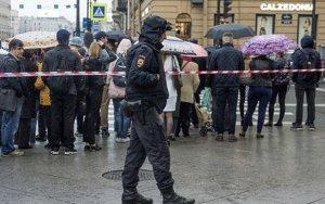 Из-за телефонных террористов во вторник было эвакуировано 100 тысяч россиян
