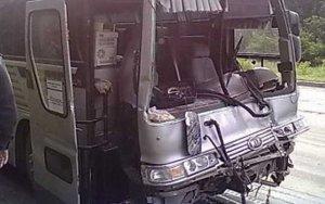 В Турции в двух автобусных авариях пострадали 40 человек