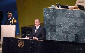 Завершился визит президента Азербайджана в США