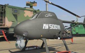 В Китае создали ударный дрон-вертолёт